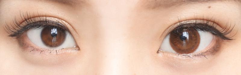 片目裸眼切り抜き